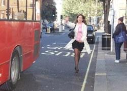 trčanje za busom